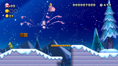 New Super Mario Bros. U Deluxe Screenshot 8