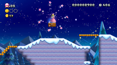 New Super Mario Bros. U Deluxe Screenshot 6