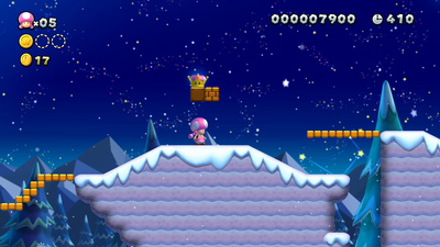 New Super Mario Bros. U Deluxe Screenshot 5