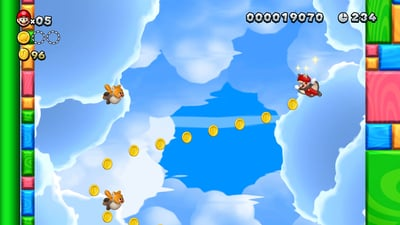 New Super Mario Bros. U Deluxe Screenshot 2