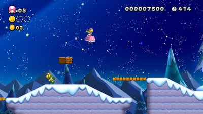 New Super Mario Bros. U Deluxe Screenshot 7