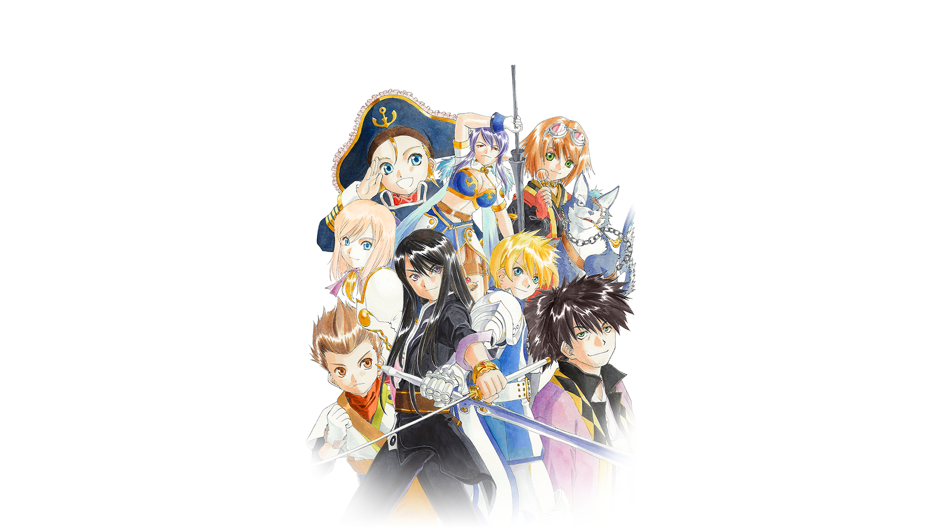Tales of Vesperia: Definitive Edition Masthead