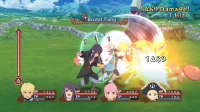 Tales of Vesperia: Definitive Edition Screenshot 8