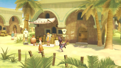 Tales of Vesperia: Definitive Edition Screenshot 5