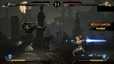 Omen of Sorrow Screenshot 1