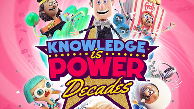 Knowledge is Power – Decades Masthead