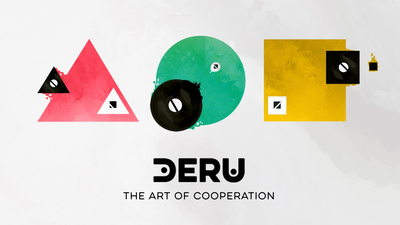 Deru: The Art of Cooperation Masthead