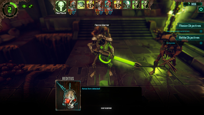 Warhammer 40,000: Mechanicus Screenshot 4