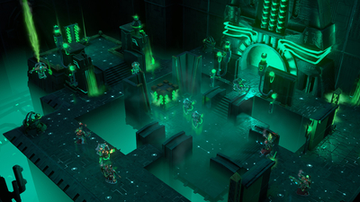 Warhammer 40,000: Mechanicus Screenshot 3