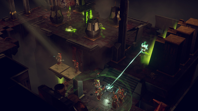Warhammer 40,000: Mechanicus Screenshot 1