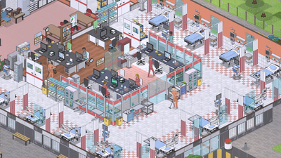Project Hospital Screenshot 2