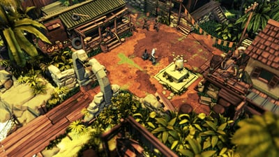 Jagged Alliance: Rage! Screenshot 3