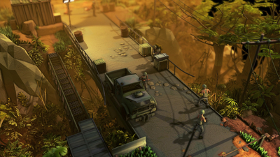 Jagged Alliance: Rage! Screenshot 1
