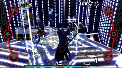 Persona Dancing: Endless Night Collection Screenshot 3
