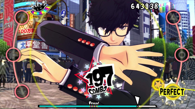 Persona Dancing: Endless Night Collection Screenshot 2