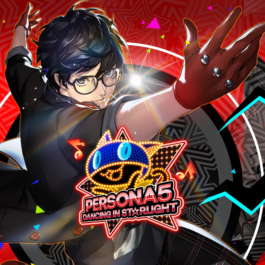 Persona 5: Dancing in Starlight Masthead