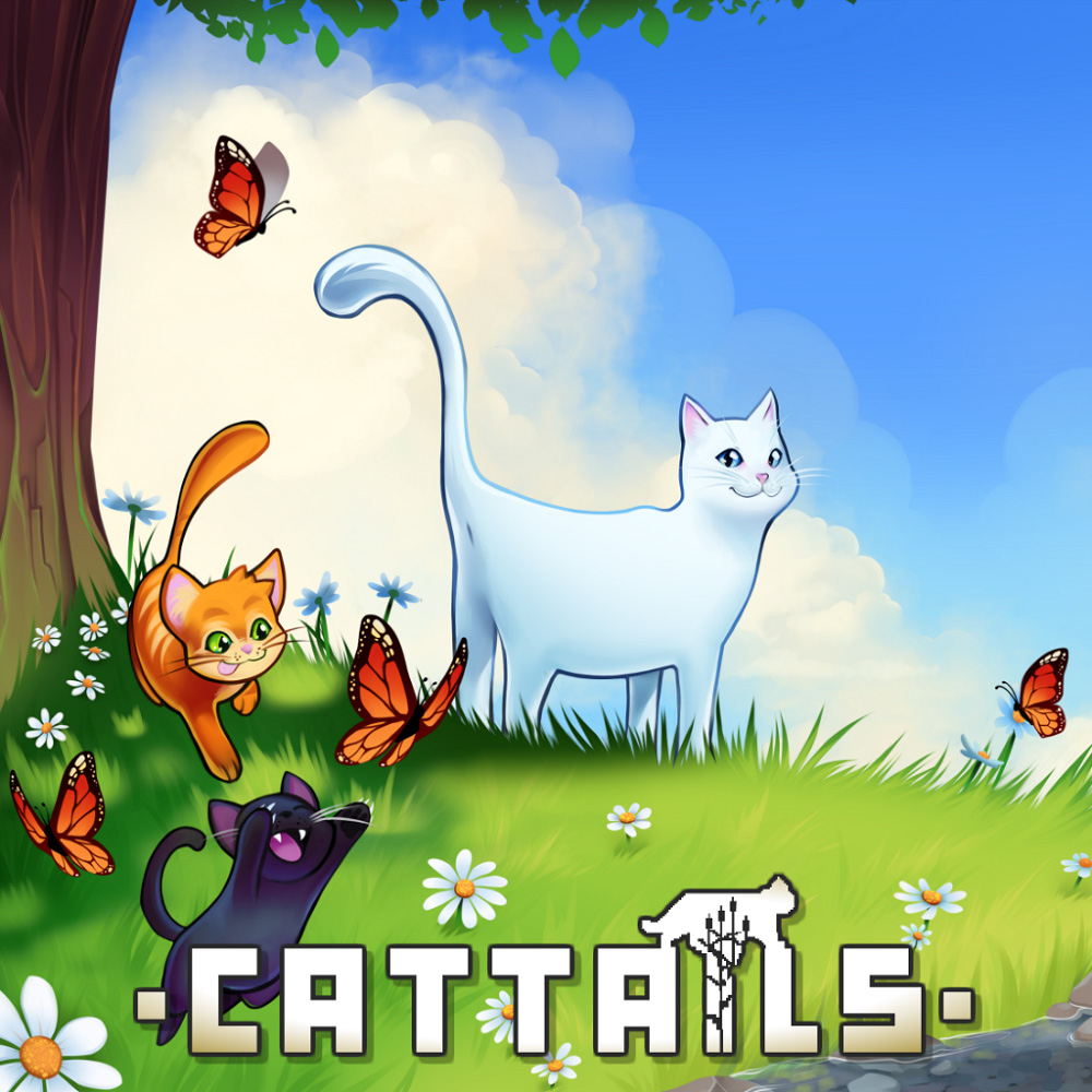 Cattails Masthead