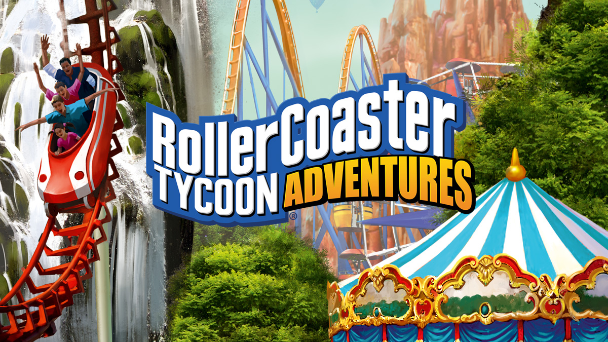 Rollercoaster Tycoon Adventures for Switch Reviews - OpenCritic