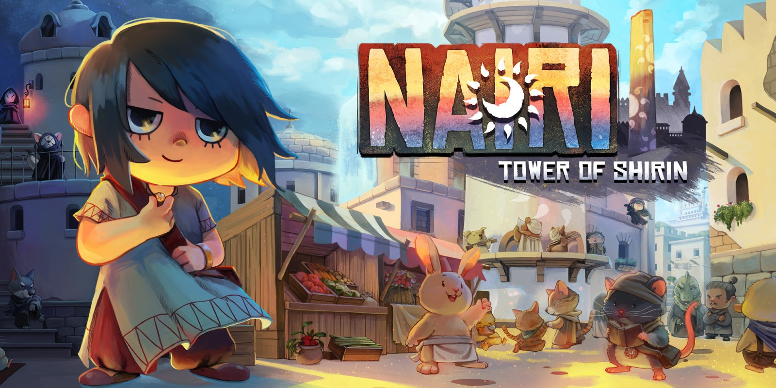 NAIRI: Tower of Shirin Masthead