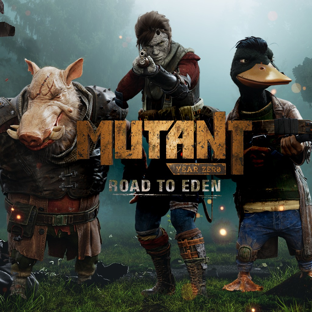 Mutant Year Zero: Road to Eden Masthead