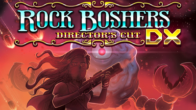 Rock Boshers DX: Director's Cut Masthead