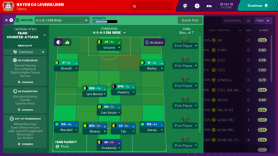Football Manager 2019 Touch Screenshot 1