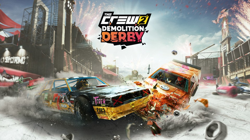 The Crew 2 - Demolition Derby Masthead