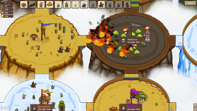 Circle Empires Screenshot 7