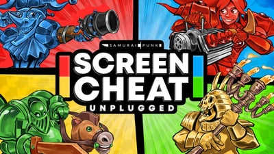Screencheat: Unplugged Masthead