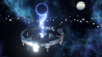 Stellaris: MegaCorp Screenshot 1