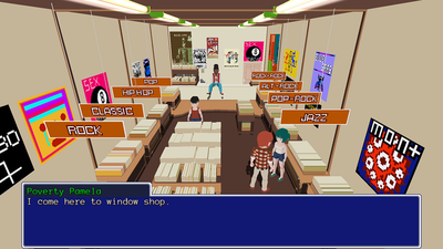 YIIK: A Postmodern RPG Screenshot 2