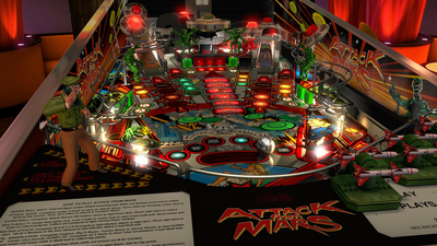 Pinball FX3: Williams Pinball - Volume 2 Screenshot 2