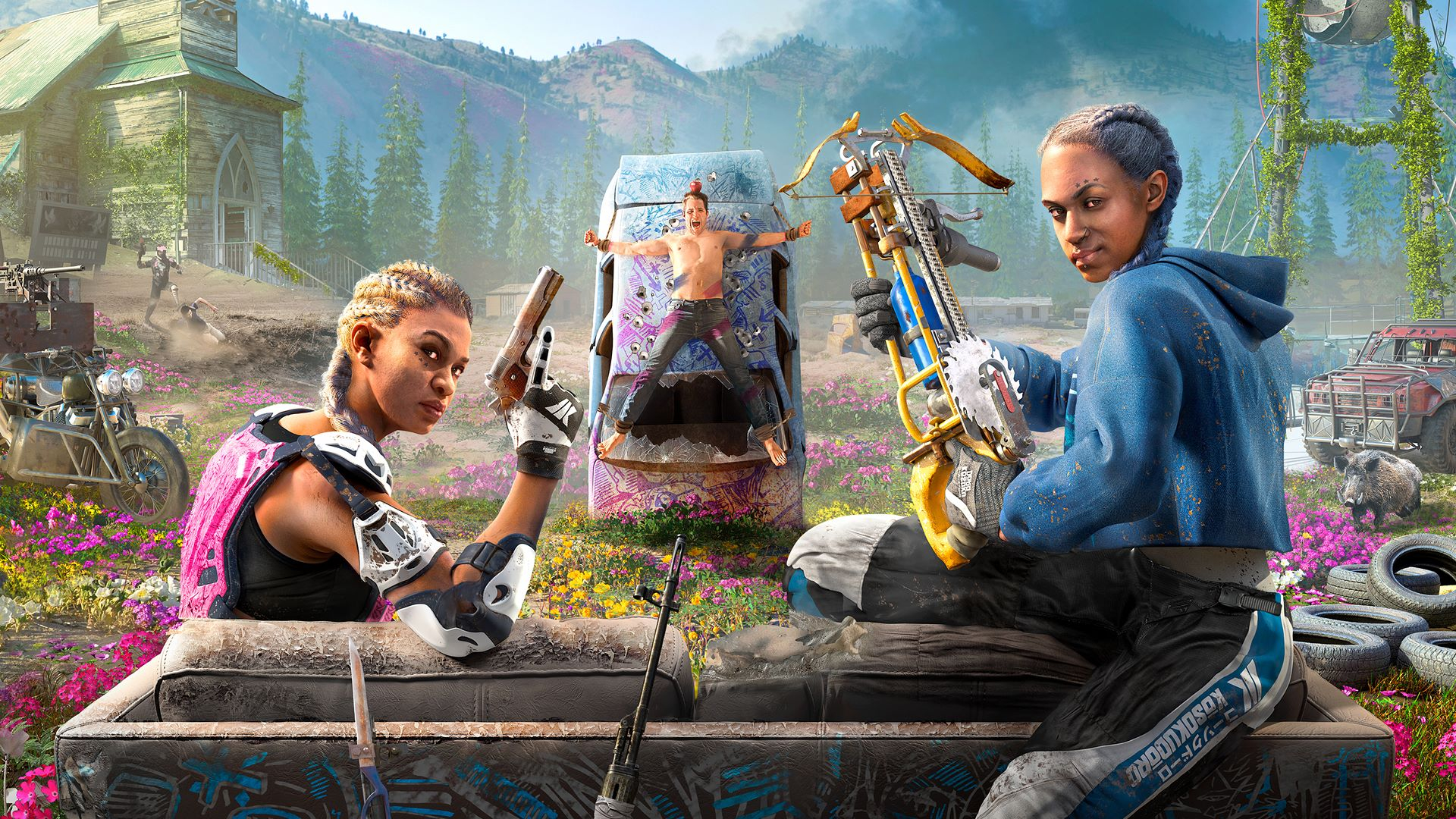Far Cry New Dawn For Ps4 Xb1 Pc Reviews Opencritic
