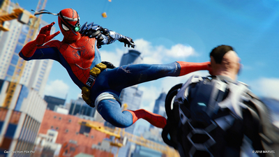 Spider-Man: Silver Lining Screenshot 1