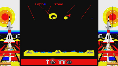 Atari Flashback Classics Screenshot 1