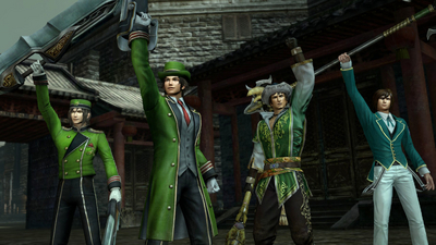 Dynasty Warriors 8: Xtreme Legends Definitive Edition Screenshot 5