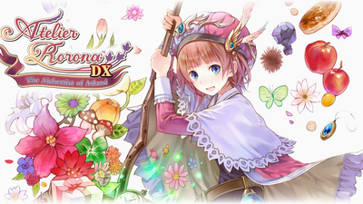 Atelier Rorona ~The Alchemist of Arland~ DX Masthead
