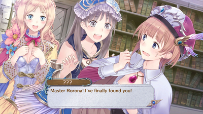 Atelier Rorona ~The Alchemist of Arland~ DX Screenshot 3