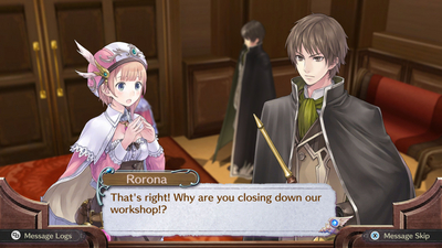Atelier Rorona ~The Alchemist of Arland~ DX Screenshot 1