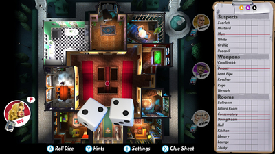 Clue: The Classic Mystery Game Screenshot 1