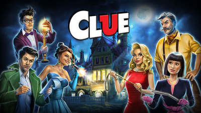 Clue: The Classic Mystery Game Masthead