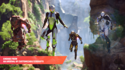 Anthem Screenshot 3
