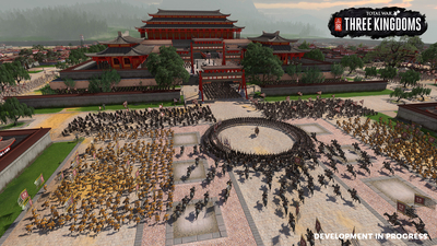 Total War: THREE KINGDOMS Screenshot 3