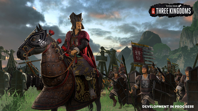 Total War: THREE KINGDOMS Screenshot 1