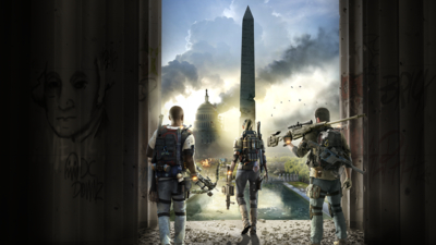 Tom Clancy's The Division 2 Masthead