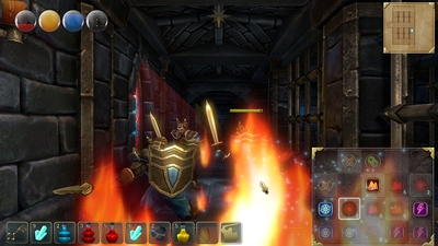 The Keep Screenshot 2