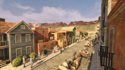 Railway Empire: Crossing the Andes Screenshot 6