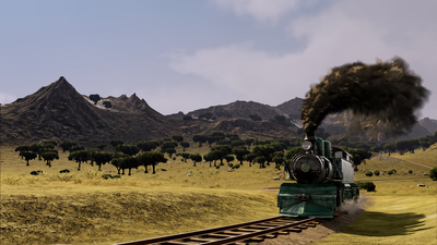 Railway Empire: Crossing the Andes Screenshot 5