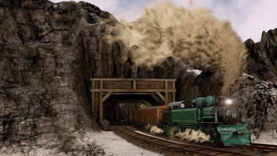 Railway Empire: Crossing the Andes Screenshot 7