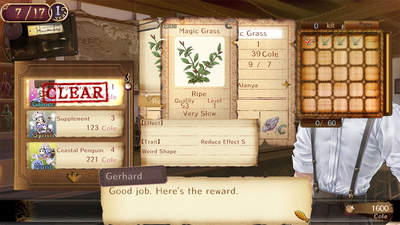 Atelier Totori ~The Adventurer of Arland~ DX Screenshot 4